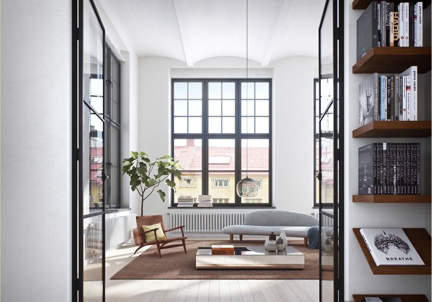 Oscar Properties Bygger Om Industrikvarter P Kungsholmen