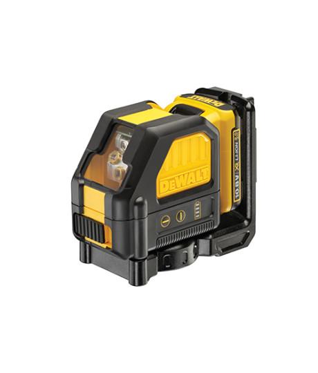 Strålande Ny grön laser ger fyra gånger bättre synbarhet - Byggkontakt CE-99