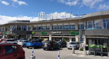 Nytt Uppdrag Energieffektivisering I Orminge Centrum