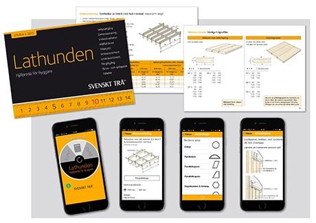 Pressbild Tryckt Lathunden och Lathunden app 2015-05-26