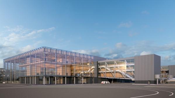 Ny godsterminal byggs pa arlanda 3